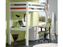 lit mezzanine bureau blanc 60 lits mezzanine pour gagner de la place décoration lits