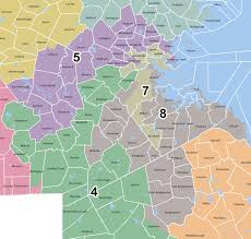 Town Map Of Massachusetts file 2013 ma congress districts 5 7 8 png wikimedia commons