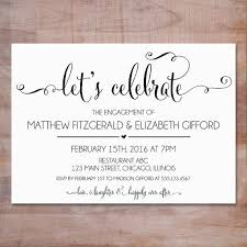 engagement party invites engagement party invitations cloveranddot