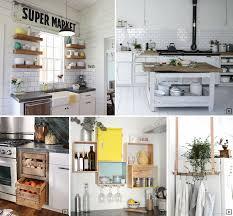 cuisine recup 20 idées récup pour sublimer la cuisine bnbstaging le