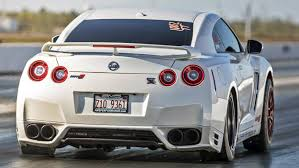 nissan gtr with your coin money 8 second alpha 10 gt r boostin performance youtube