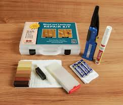 How To Repair Laminate Wood Flooring Wood And Laminate Repair Kit Amazon Com