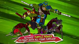 teenage mutant ninja turtles tmnt brothers unite android apps on google play
