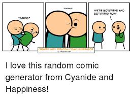 Meme Comic Generator - grind rsmooch were boyfriend and boyfriend now created with explosm