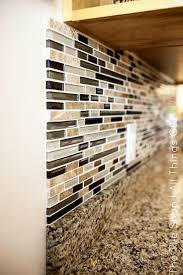 tile backsplash ideas for kitchen best 25 glass tile backsplash ideas on glass subway