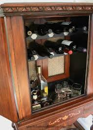 repurposed old radios vintage radio cabinet repurposed into a