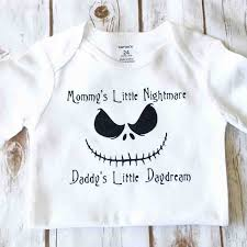 skellington nightmare before baby