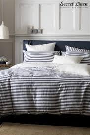 buy bedding duvet cover blue duvetcover from the next uk online shop