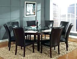 Round Dining Room Table For 8 Dining Table Size For 8 U2013 Rhawker Design