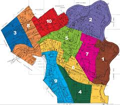 Riverside Zip Code Map by Recycling City Of Paterson New Jersey