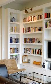 kitchen bookshelf ideas built in bookshelf ideas mccbaywindow
