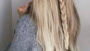 easy hairstyles long hair fade haircut