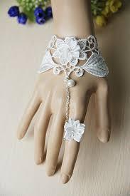 unique jewelry white bangle handmade vintage unique jewelry beautiful