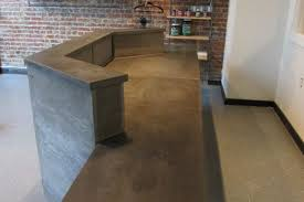Concrete Reception Desk Tables And Desks R O M A N F O R M