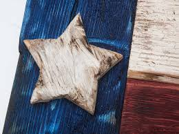 Texaa Flag Weathered Wood One Of A Kind 3d Texas Flag Wooden Vintage Art