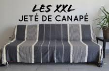jeter de canape grande fouta xl coton jeté de lit de canapé nappe