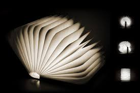 open a book and turn on the lights cool tech