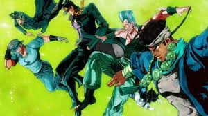 jojo s bizarre adventure final thoughts jojo u0027s bizarre adventure stardust crusaders the