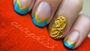 cinderella nail design tutorial a cutepolish disney exclusive