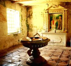 church baptistry file baptistry of the san isidro labrador church in lazi siquijor