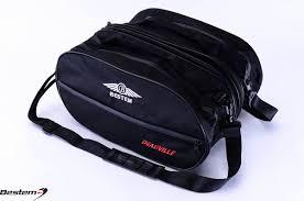 honda deauville honda nt650 nt650v deauville saddlebag sideliners side case trunk