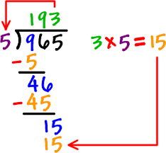 division three digit long division free math worksheets for