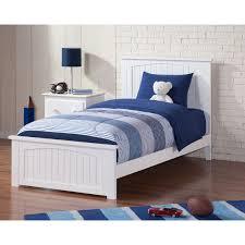 Twin Xl Bedroom Furniture Furniture Of America Gaetan Platform Bed Hayneedle
