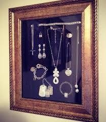 jewelry box photo frame framed jewelry box