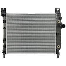 amazon com spectra premium cu2294 complete radiator for dodge