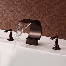 Waterfall Bath Faucets Best Home Faucets Deal Online What Waterfall Bathroom Sink
