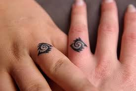 Wedding Ring Tattoo Ideas 42 Wedding Ring Tattoos That Will Only Appeal To The Most Amazing