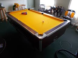 pool table top cover pool table re cover in special order bright golden yellow smart