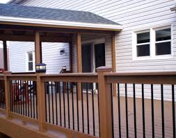 Covered Deck Ideas Roof Plain Design Deck Cover Ideas Stunning About Covered Deck