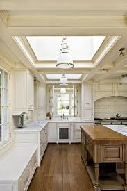 Farmhouse Kitchen Design by 15 Incredibly Airy Kitchen Designs With Skylights Rilane