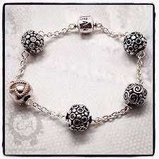 pandora charm bracelet clip images Pandora nostalgic rock autumn winter 2011 clips and bracelets jpg