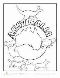 australia worksheet education com