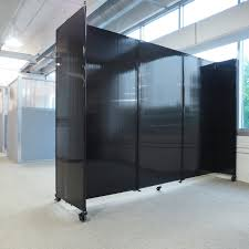 cool room dividers separate space in the office with a modern look u2014our cool dark