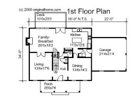 Colonial Floor Plans Floor Plans For Colonial Homes Home Deco Plans