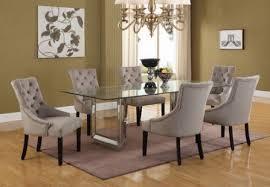 mirror dining room table t1805 mirror dining set