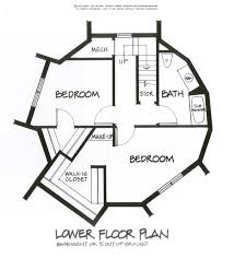 Geodesic Dome Home Floor Plans by 30 U0027 Low Profile Dome