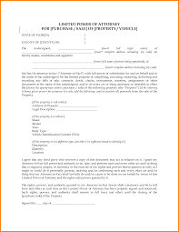 California Limited Power Of Attorney amazing limited power of attorney form photos best resume
