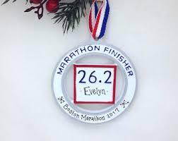 runner ornament etsy