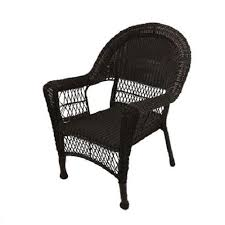 Outdoor Resin Wicker Patio Furniture by 4 Piece Brown Resin Wicker Patio Furniture Set 2 Chairs