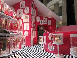 Interior Design Simple Barbie Theme by Barbie Store Shanghai Visual Merchandising 3 Interiors