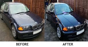 bmw car wax and paint restoration elite auto detailers miami