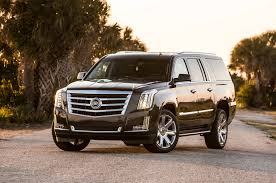 cadillac escalade esv platinum 5 passenger class at its best