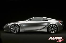 lexus supercar 2013 lexus lfa sports car concept 2007