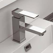Chrome Bathroom Fixtures Remer Q11us By Nameek S Qubika Chrome Single Lever Bathroom Sink