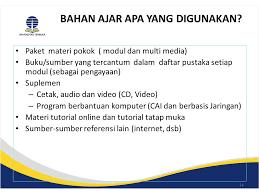 pendaftaran tutorial online ut mengenal program pascasarjana universitas terbuka ppt download