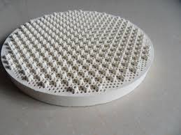 135mm dia gas heat reflected ceramic plates infared